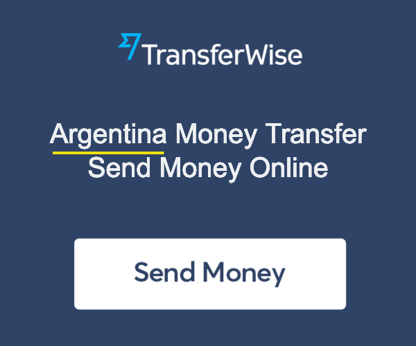 Transferwise Argentina Money Transfer 1