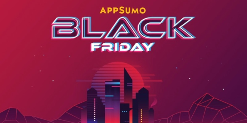 Appsumo Black Friday