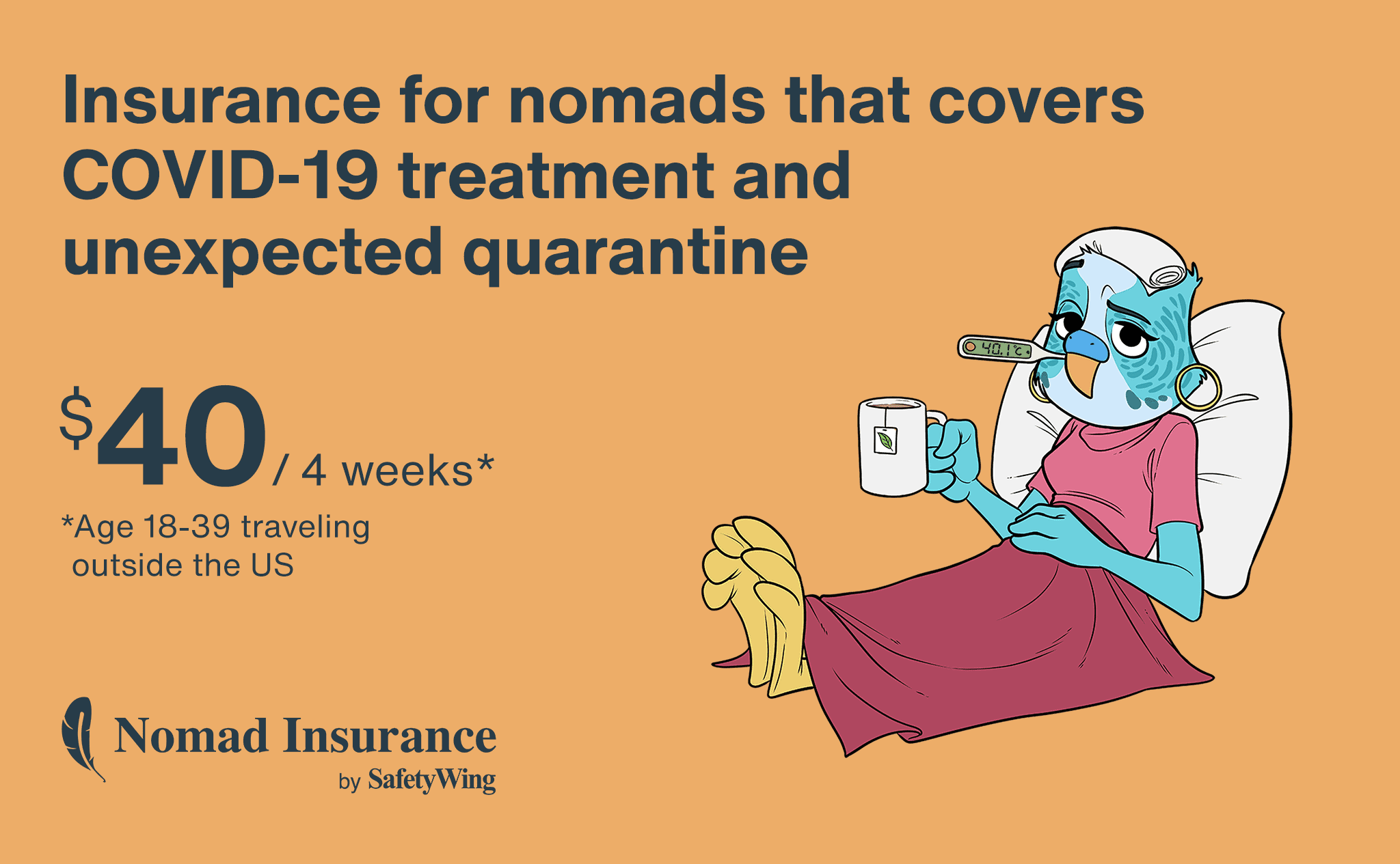safety wing insurance for digital nomads